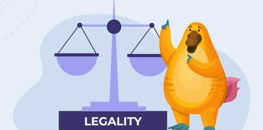 The legality of gambling in Australia