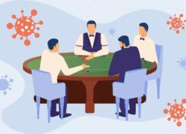 Casino and coronavirus