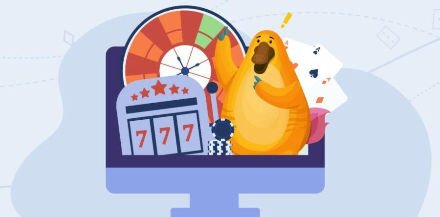 Types of online casinos